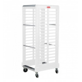 Rubbermaid Тележка FG332400OWHT (Max System)