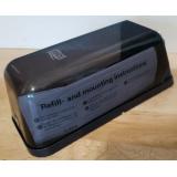 252082 Пластм. ящик (диспенсер) д/жид.мыла графит