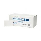 SCA Hygiene Products Пакеты для мусора 20404100 полиэтиленовые,гигиенические