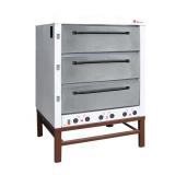 Печь хлебопекарная электрическая ХПЭ-500 (оцинк.)