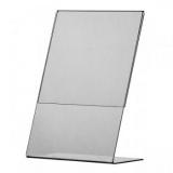 Держатель для ценника настольный №13 (210x300мм)