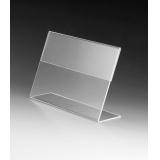 Держатель для ценника настольный №14 (300x210мм)