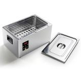 Аппарат для приготовления блюд при низких температурах т.м. Vortmax серии VS, мод. VS 1/1 с крышкой