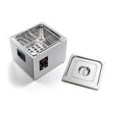 Аппарат для приготовления блюд при низких температурах т.м. Vortmax серии VS, мод. VS 2/3 с крышкой