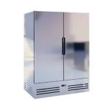 Шкаф среднетемпературный т.м. EQTA серия Smart ШС 0,98-3,6 (S1400D inox) (нержавейка)