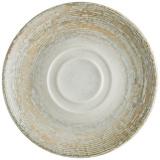 Bonna Patera Envisio Блюдце под бульонную чашку PTR GRM 19 KKT (19 см, ванильный цвет)
