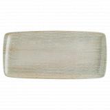 Bonna Patera Envisio Прямоугольное блюдо PTR MOV 35 DT (34x16 см, ванильный цвет)