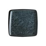 Bonna VESPER Тарелка квадратная MT-VSP MOV 28 KR (22х20 см, матовый черный)