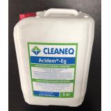 Моющее средство т.м. CLEANEQ серии Acidem Eg (5л) с дезинфицирующим эффектом