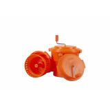Guangzhou Perfect Co., Ltd. Контейнер для сушки овощей и зелени JW-SP9.5 (9,5л, оранжевый)