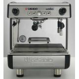 Кофемашина т.м. Casadio серии Undici, мод. Casadio Undici A/1 (автомат., 1 высокая группа, черная)