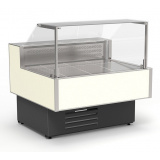 Витрина холодильная ВПС 0,35-0,85 (Gamma-2 QuadroLX 1200)т.м.EQTA (9016/7016)