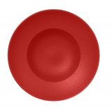 NFCLXD26BR Тарелка круглая d=26 см., глубокая, фарфор