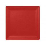 NFCLSP30BR Тарелка квадратная 30 см., плоская, фарфор