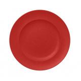 NFCLFP33BR Тарелка круглая d=33 см., плоская, фарфор