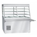 Прилавок-витрина холодильный ПВВ(Н)-70Х-С-01-НШ