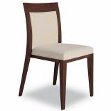 СТУЛ LOGICA НАТ. КОЖА 00912