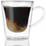 ЧАШКА КОФЕЙНАЯ LUIGI/THERMIC GLASS 295МЛ RM220