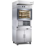 Шкаф пекарский Wiesheu MINIMAT 64 L/БАК