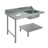 Стол д/грязной посуды Apach 1200ММ 80207
