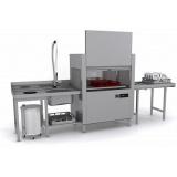 Машина посудомоечная Apach ARC100 (T101) ТУННЕЛЬНАЯ ДОЗ Л/П