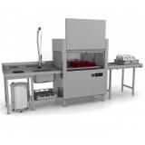 Машина посудомоечная Apach ARC100 (T101) ТУННЕЛЬНАЯ ДОЗ+CW П/Л