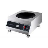 Плита индукционная настольная wok ECOKITCHEN IND-13WH-5000