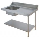 Стол д/грязной посуды Apach 1200ММ 75456
