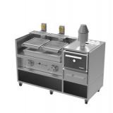 Гриль-печь комбинированная JOSPER COMBO CVJ-050-2-HJX-25