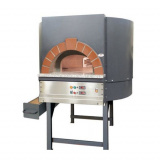 Печь дровяная Morello Forni MIX110 VULCANO BASE