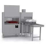 Машина посудомоечная Apach ARC100 (T101) ТУННЕЛЬНАЯ ДОЗ+CW+СУШ УГ Л/П
