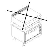 Шкаф жарочный электрический 700 серии отдельно стоящий APACH CHEF LINE LFE87FS (FREE STANDING)