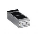 Плита электрическая 900 серии APACH CHEF LINE LRE49