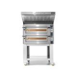 Печь для пиццы CUPPONE DONATELLO DN635L/2D