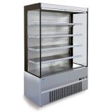 Витрина холодильная Tecfrigo SPACE 91.1 INOX