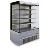 Витрина холодильная Tecfrigo SPACE PLUS 91.1 INOX