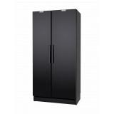 Шкаф холодильный 100 CF черный