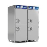 Шкаф холодильный многофункциональный CP 80 MULTI RU, стеклянные двери (правые), комплект д/низких температур, полка 800*600 мм - 40 шт
