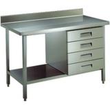 Производственный стол, 1100 мм