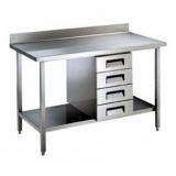 Производственный стол, 2000 мм