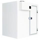 Холодильная/морозильная камера 2030x1230 толщина панелей 100 мм, включая холодильный агрегат - моноблок 1,70 лс