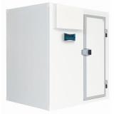 Холодильная/морозильная камера 1630x1630 толщина панелей 100 мм, выносной холодильный агрегат 1,70 лс