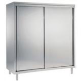 Шкаф для продуктов высотой 1600 мм, 3 полки, 2 раздвижные дверцы, 2000 мм