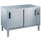 Тепловой шкаф, 1 полка, 2 раздвижные дверцы, вентилируемый, 1400 мм