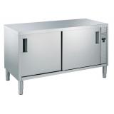 Тепловой шкаф, 1 полка, 2 раздвижные дверцы, вентилируемый, 1600 мм