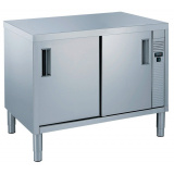 Тепловой шкаф, сквозной, 1 полка, 4 раздвижные дверцы, вентилируемый, 1200 мм