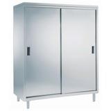 Шкаф для продуктов, 3 полки, 2 раздвижные дверцы, 2000 мм