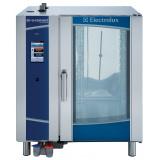 Конвекционная печь, газ., AOC 10GN1/1 Touchline, программирование, мультитаймер, 11 уровней влажности, мойка.автомат