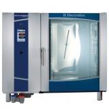 Конвекционная печь, газ., AOC 10GN2/1 Touchline, программирование, мультитаймер, 11 уровней влажности, мойка.автомат