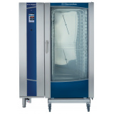 Конвекционная печь, газ., AOC 20GN1/1 Touchline, программирование, мультитаймер, 11 уровней влажности, мойка.автомат